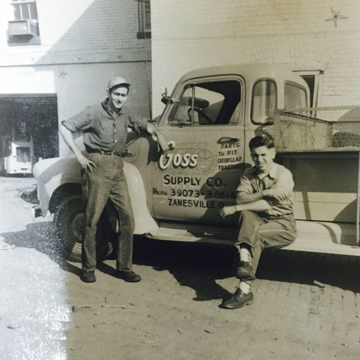 Goss Supply Corporation Historical Images 1